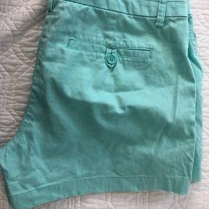 Cambridge Shorts - Mint shorts